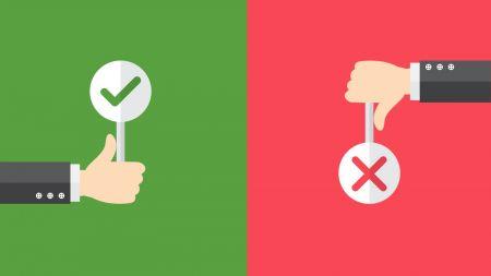 Vantagens e desvantagens de negociar opções binárias com IQ Option
