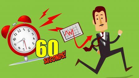 Como negociar opções de 60 segundos em IQ Option combinando ADX com estratégia EMA