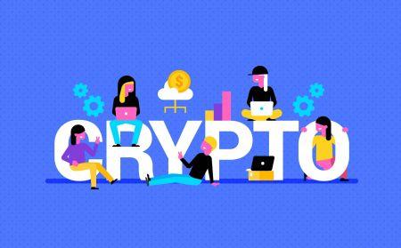 Definição de criptomoeda? Como comprar e vender criptografia no IQ Option