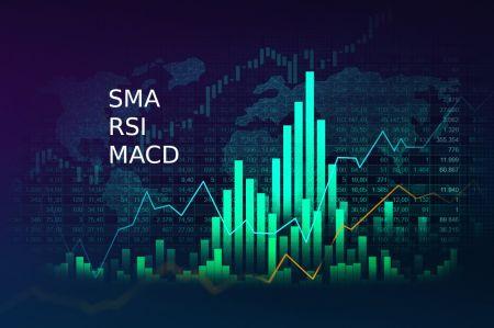 Como conectar o SMA, o RSI e o MACD para uma estratégia de negociação bem-sucedida no IQ Option