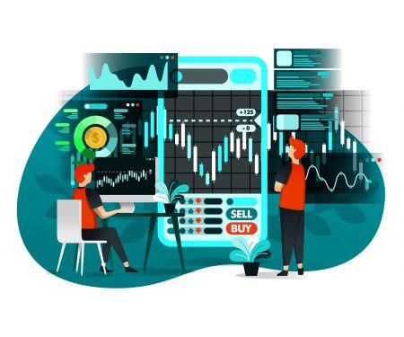 Como registrar e negociar instrumentos CFD (Forex, Crypto, Stocks) na IQ Option