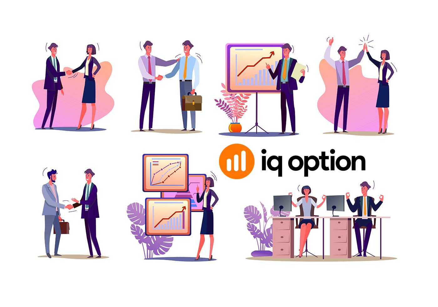 Como ingressar no Programa de Afiliados e se tornar um Parceiro do IQ Option