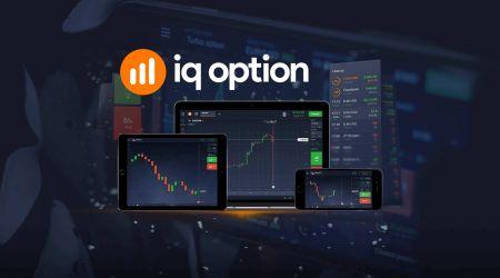 Como baixar e instalar o aplicativo IQ Option para laptop / PC (Windows, macOS)